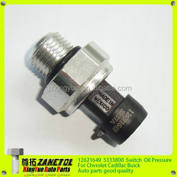 Switch Oil Pressure 12621649 5333800 For Chevrolet Cadillac Buick Auto parts good quality