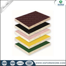 9mm 12mm 15mm 18mm film faced plywood/different types of plywood containing many sizes