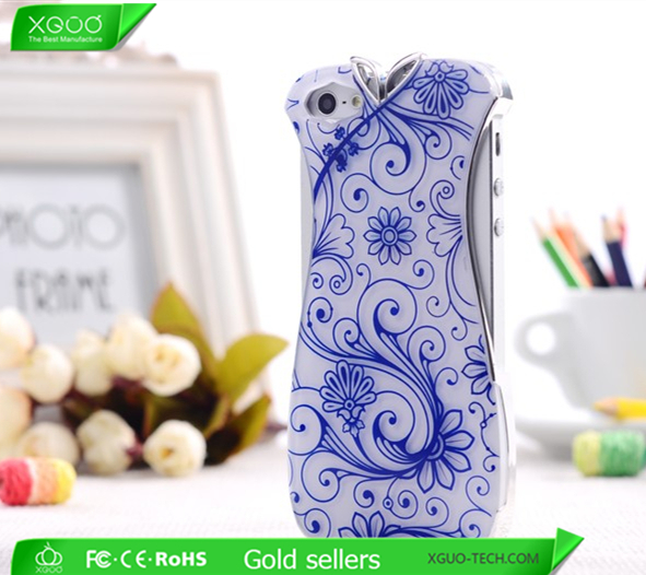 High quality factory price ChinFun Cheongsam shape case for iphone 5