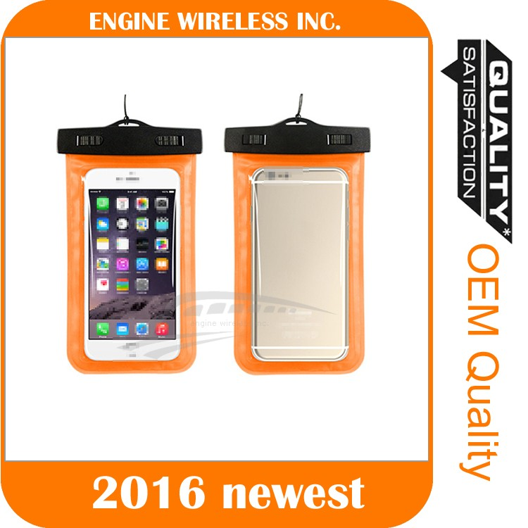 mobile phone accessories, waterproof case for alcatel phone