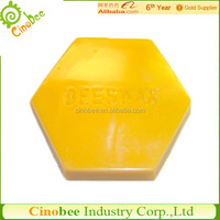 Highly Refined Beeswax for making Candles and Foundations