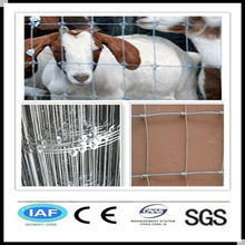 Wholesale alibaba ChinaCE&ISO9001 graduated steel wire mesh knotted animal fence(pro manufacturer)