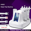 4 in 1 Hydro Water Dermabrasion Peel Microdermabrasion Facial Machine For Sale