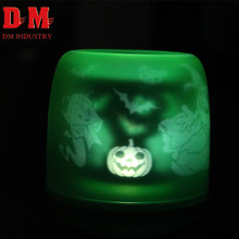 Wholesale New Design Decoration CE LED color changing halloween flameless candle