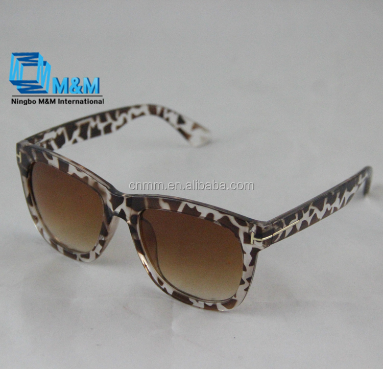 2018 New style leopard sunglasses unisex