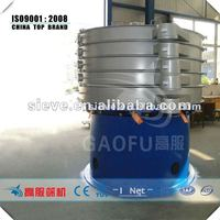New design Rotary Vibrating Screen Sieve Machine