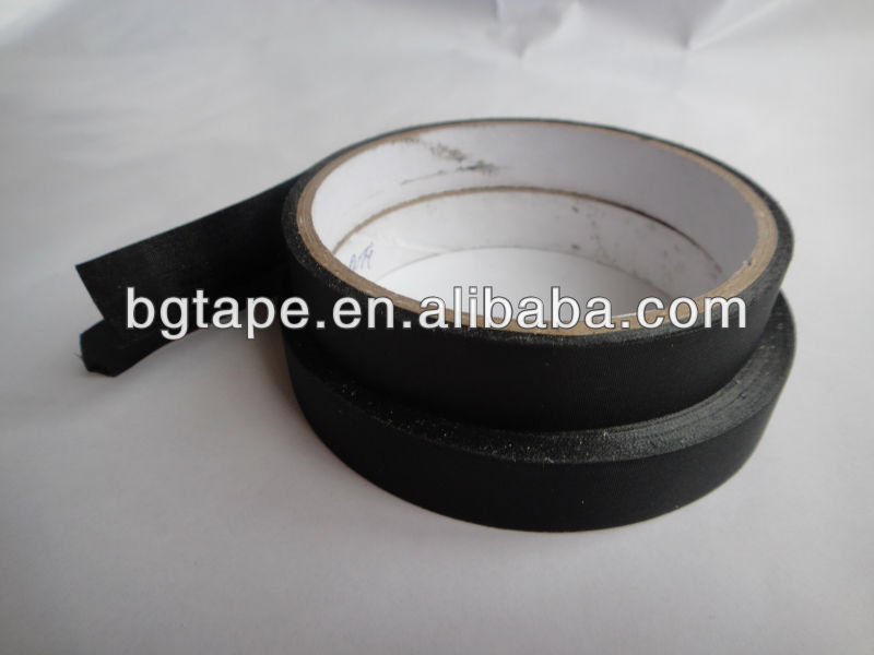 Black Nylon reinforcing tape