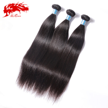 Large stock 100% remy human weaving virgin peruvian hair extensions