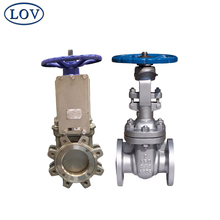 Customized Cast Iron Steel Manual Rising Stem Gear Operated Gate Valve With Price