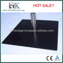 2013 Hot Sale High Quality Galvanized Steel Pipe Base Plates
