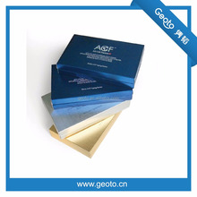 Full Color Printing Gift Packaging, Card Paper Folding Cosmetic Box