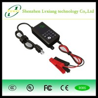 2.5A 60AH 12v lead acid universal battery charger,superior quality lead-acid battery charger