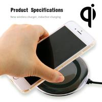 mobile phone accessory wireless charging pad with CE ROHS FCC