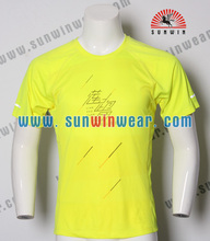 Sublimated Men Tee T Shirt, Made %100 Polyester, Custom Printing