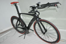 hot selling T700 Toray,wholesale 700C carbon TT bike frame, time trial carbon triathlon bike
