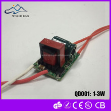 Factory price waterproof electronic 200w led driver