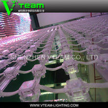 Hottest products Flexible led curtain screens for wall & ceiling decorations