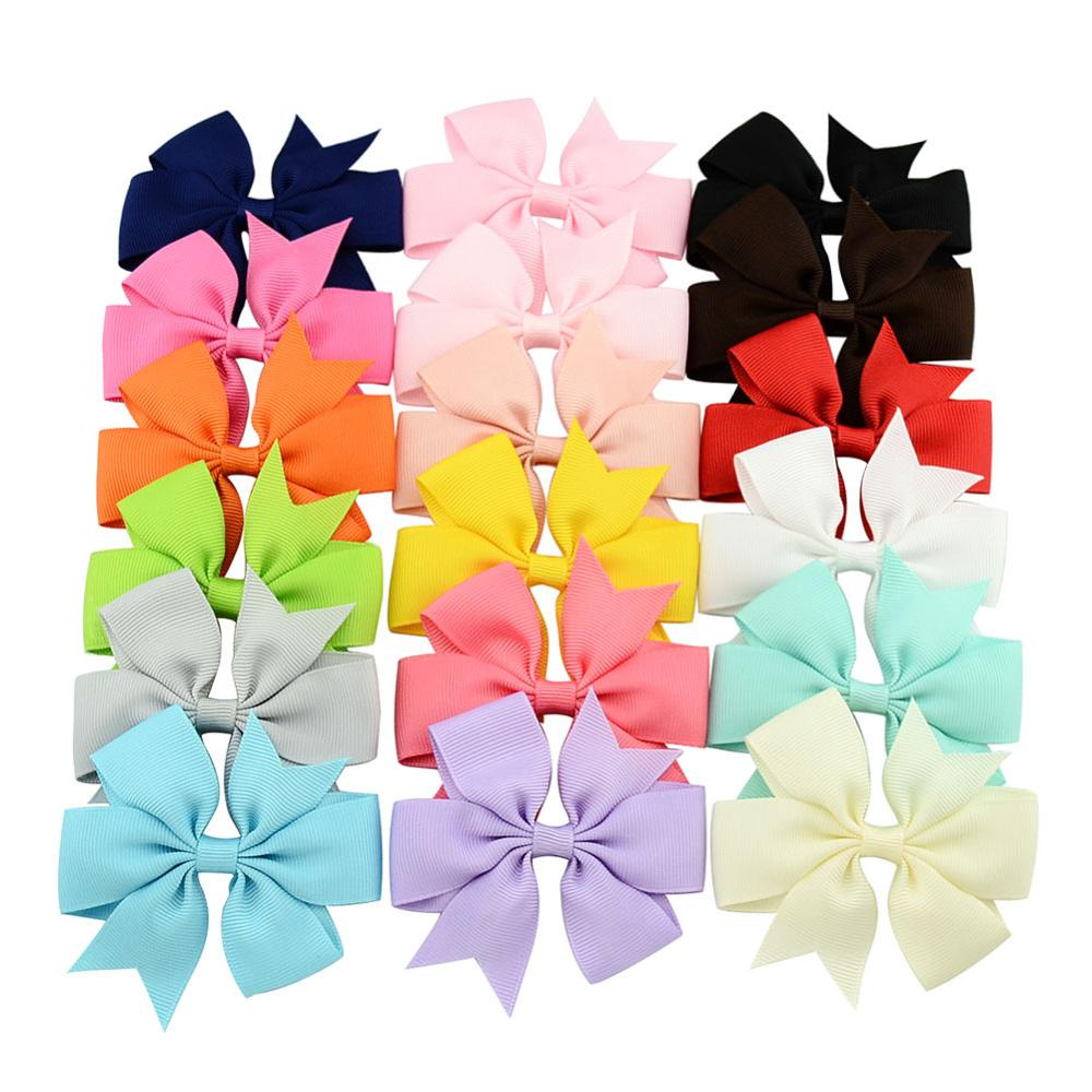 Children <strong>hair</strong> <strong>accessories</strong> dovetail ribbon bow without clip 18 wholesale manufacturers