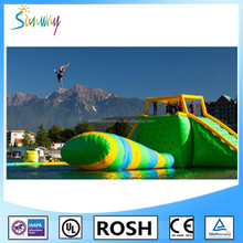 Sunway Durable Water Blob Jump , Inflatable Water Blob , Inflatable Water Catapult Blob for Sale
