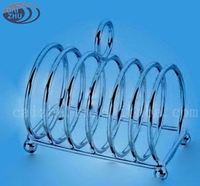 CZB-0005A Chrome Buffet Toast Rack