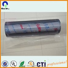 Economic and Efficient Soft Clear Plastic Flexible PVC Film of CE ISO9001 standard