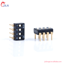 2.54mm pitch dip switchdip switch remote control