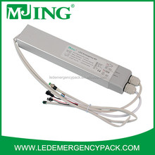 Universal type 60w led driver 1650ma ip67 led emergency power supply