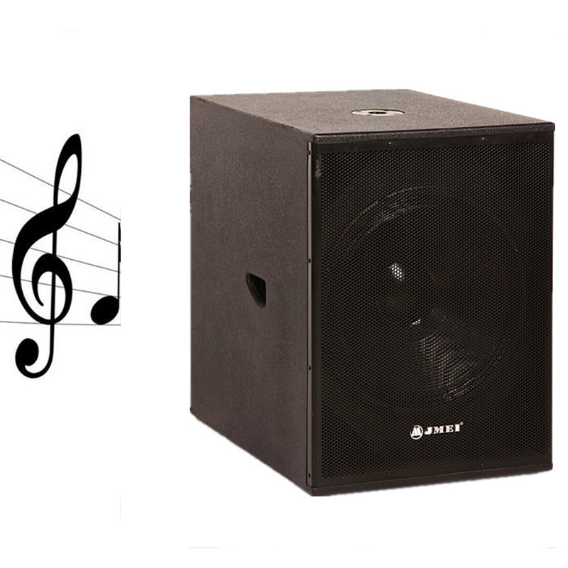 VS-18 single 18inch sub bass subwoofer passive speaker 41kg passive subwoofer pro loudspeaker