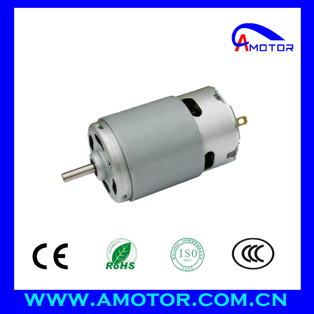 High Quality Permanent Magnet Carbon-brush15V DC Motor for water purifier and paper shredder