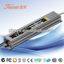 SAA EMC CE ROHS Approval Constant Current 25W 80V 310mA Aluminum Waterproof LED Driver JAS-80310D035