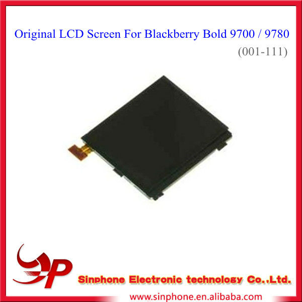 LCD Screen for Blackberry Bold 9700 Spare parts