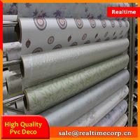 decoration rigid pvc film roll length