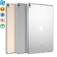 2017 High Quality TPU Soft Clear Protective Case for Ipad pro 10.5 inch