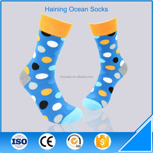 Sox Mouth Tighten Mens Knee High Dress Socks Colorful