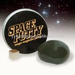 Super magic magnetic putty space putty toy