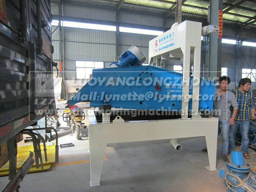 best price screwing sand washing plant
