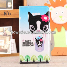 FL3198 Guangzhou new product cute puppy dog wallet leather flip mobile phone case cover for samsung galaxy note 3 n9000