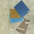 decorative acrylic ceiling panel/mdf board with 1mm acrylic sheet