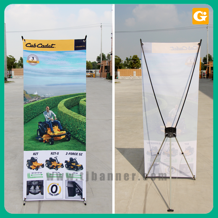 best price butterfly x banner with quality and low