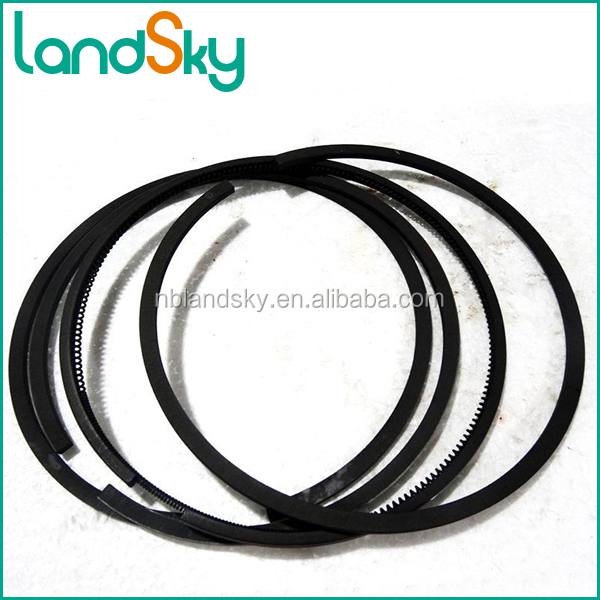 LandSky Marine accessories X6130 Diesel engine piston ring how much clearance between piston rings by size and cylinder