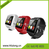 Bluetooth Android Smart Mobile Phone U8 Wrist Watch