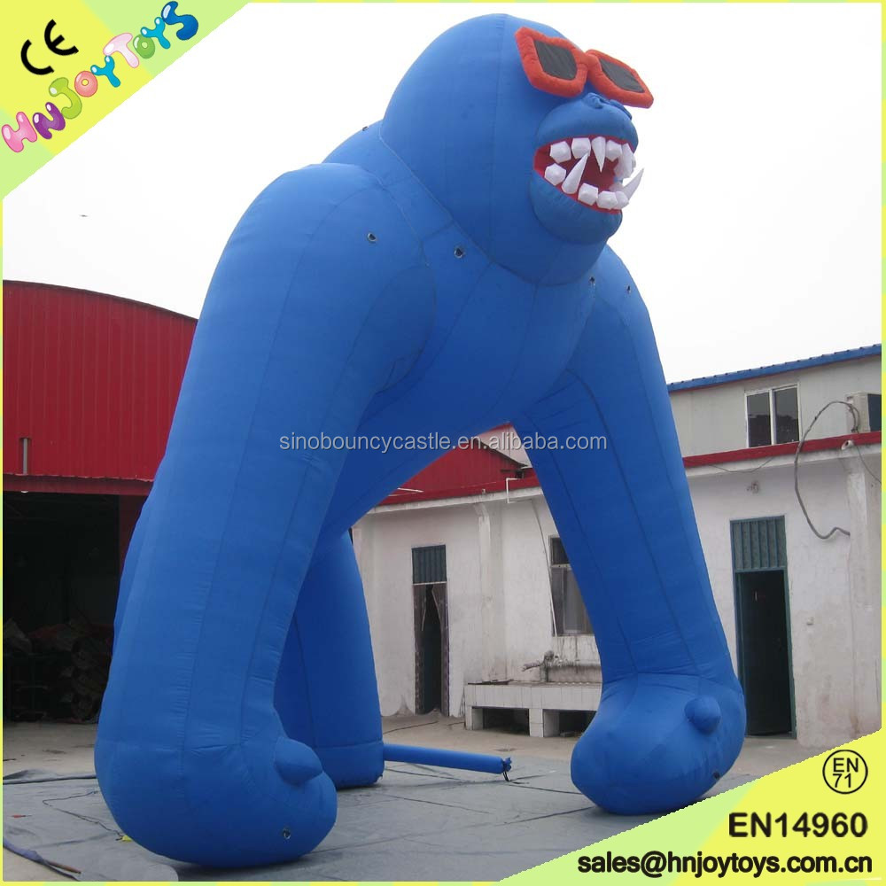 Inflatable King Kong, Toy King Kong, King Kong
