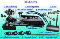 hoist KRM160Cfor Japanese dump truck