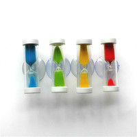 Classical design promotional hourglass custom shower sand timer