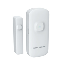 Factory Wholesale Tuya Smart Automatic WiFi Door And Window Sensor with <strong>Remote</strong> Control