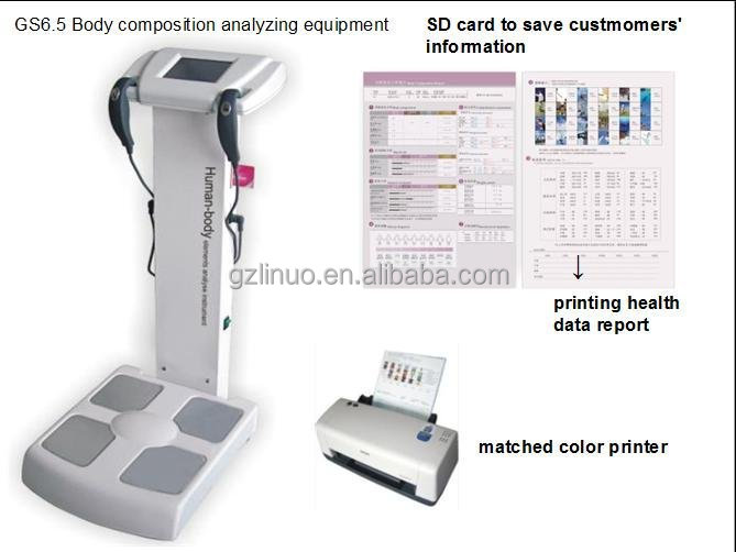 Top selling products 2016 in body composition analyzer bulk buy from China