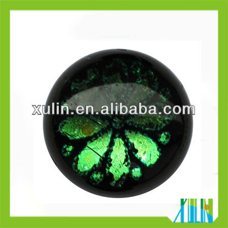 mixed color glass dichroic bead new product for 2013