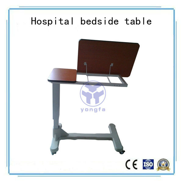 Hospital Wooden Hospital Bedside Tables