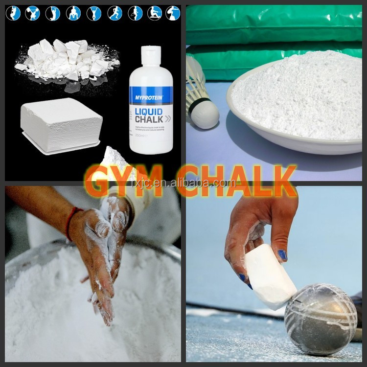 durable pure chalk ball Magnesium Carbonate