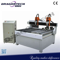 cnc rotation axis, 3d wood cnc router 1212R machine price for sale